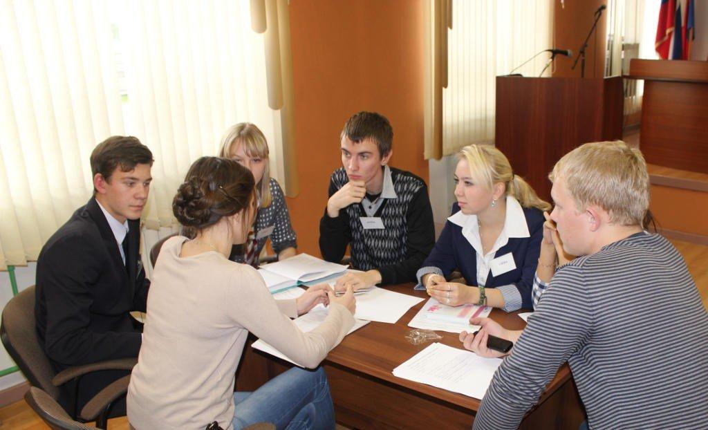 Cобрание актива Молодёжного парламента