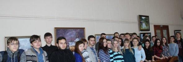 Знакомство с Землей Кузнецкой
