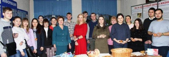 День студента России в филиале