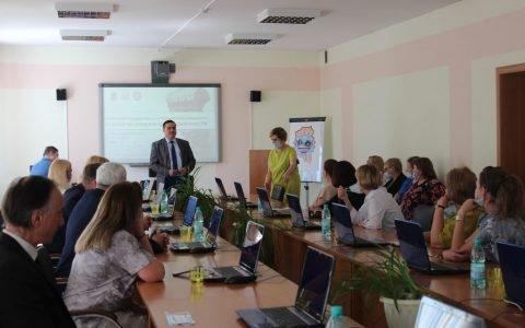 Встреча с врио ректором КузГТУ
